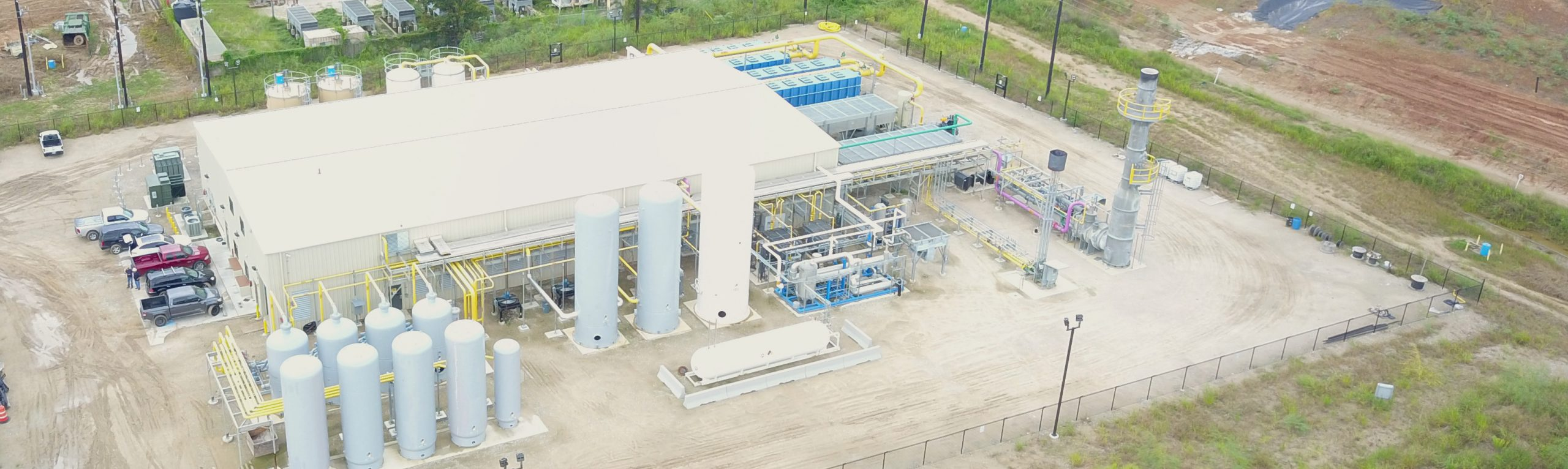 Landfill Gas Upgrading
